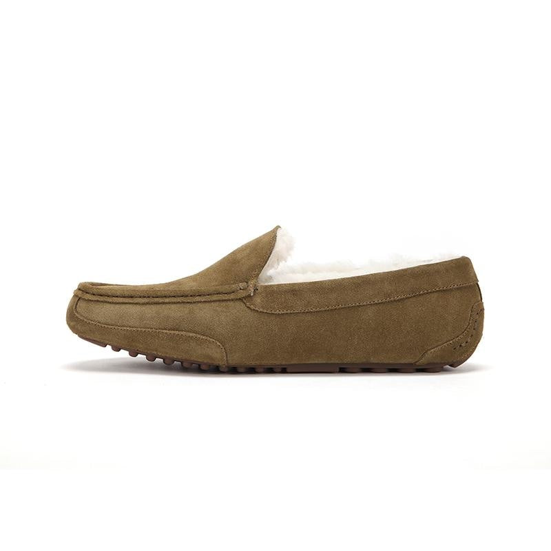 TOBY - Khaki / 40 - Footwear Yellow Earth Australia loafers,mens,shoes,slip ons,slippers