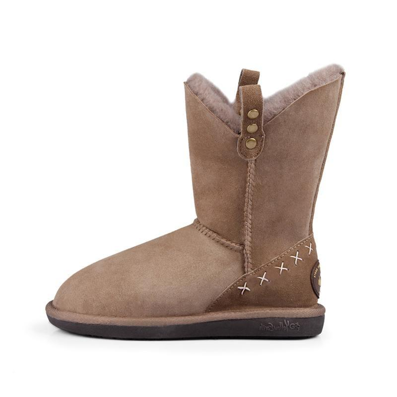 GRACE MID - MUSHROOM / 35 - Footwear Yellow Earth Australia 3/4 boot low boot sheepskin UGG