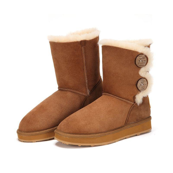 Broome - Shoes Yellow Earth Australia Australian Genuine Sheepskin Outdoor Ugg