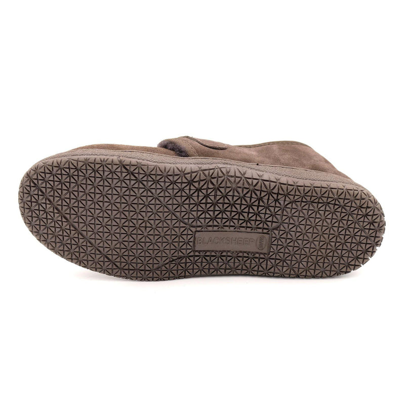 HUDSON (VELCRO STRAP) - Footwear Black Sheep Australia black sheep elderly healthcare medical non slip