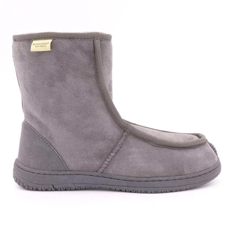 BULLER (SIDE ZIP BOOT) - Footwear Black Sheep Australia black sheep eldery healthcare medical