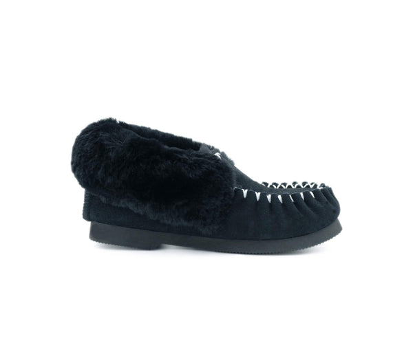 Traditional Sheepskin Moccasins - Men's/Women's