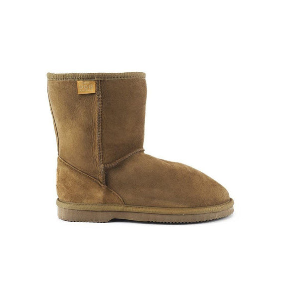 Mandurah - Classic Ugg Boots for Big Kids - Shoes Yellow Earth Australia