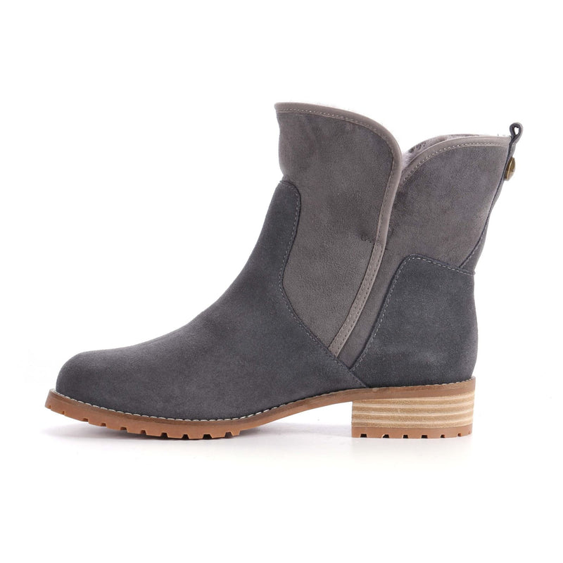 Chloe - Footwear Yellow Earth Australia Chloe Dress Boots Leather Boots Suede Boots Womens