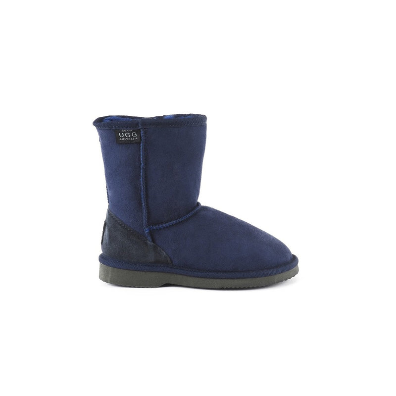 Bulga - Navy Blue / 10 - Shoes Yellow Earth Australia