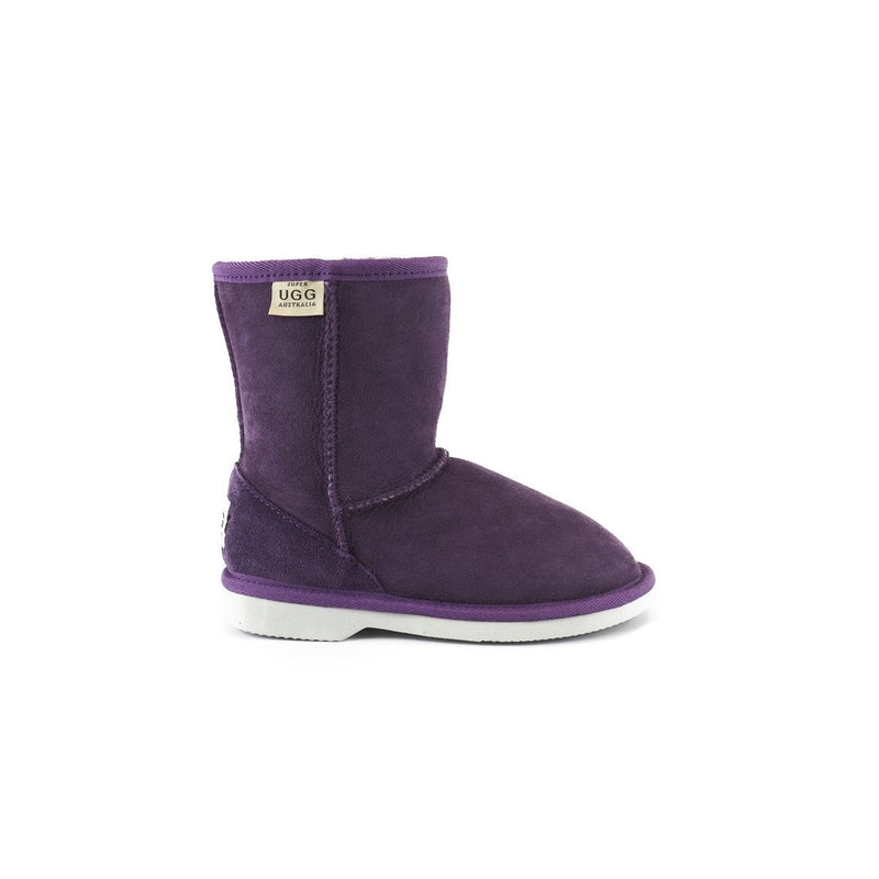 Bulga - Purple / 10 - Shoes Yellow Earth Australia