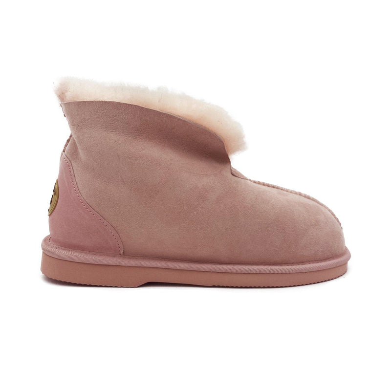 Princess Slipper - Australian Sheepskin Indoor - Footwear Yellow Earth