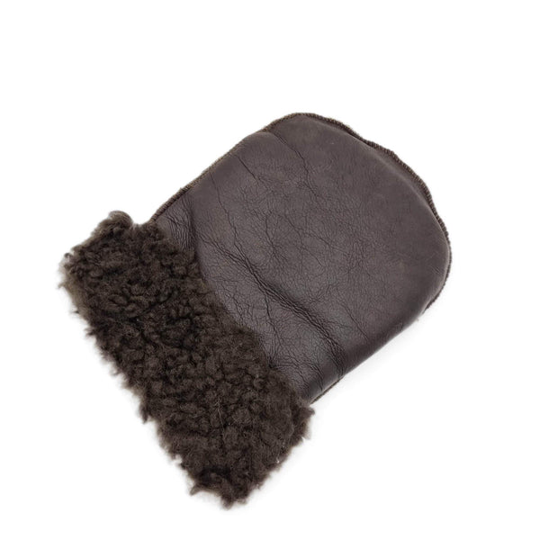 Sheepskin Golf Buggy Hand Mitt - Australian Made