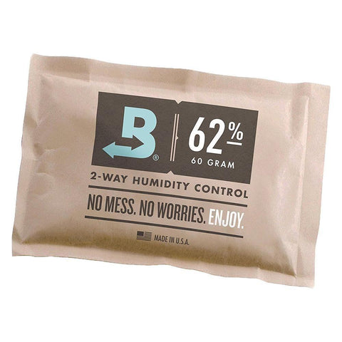 62% Boveda Humidipak - Humidity Control (60 Gram)  |  Accessories  |  Smoke Pot Canada