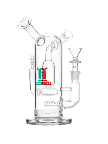 "8"" Grav Labs Android Water Pipe  