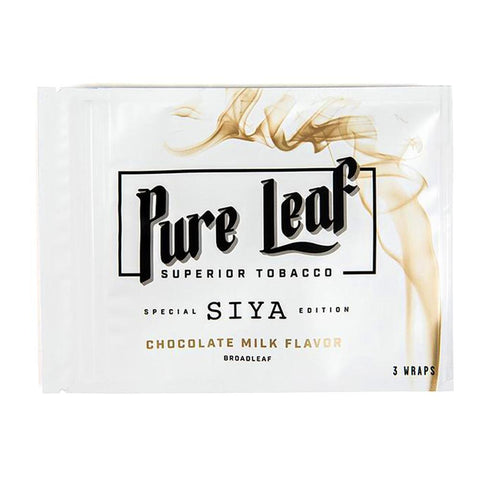 Shine Pure Leaf Wrap Chocolate Milk Namaste Vapes CA