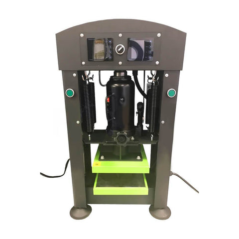 RTP PROFESSIONAL Series - Hydraulic H Frame Rosin Press - 20 Ton  |  Extraction Equipment  |  Smoke Pot Canada