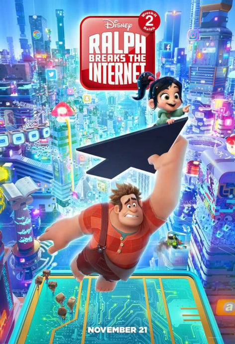 GEEK PH MOVIE REVIEW: Ralph Breaks the Internet (Wreck it Ralph 2)