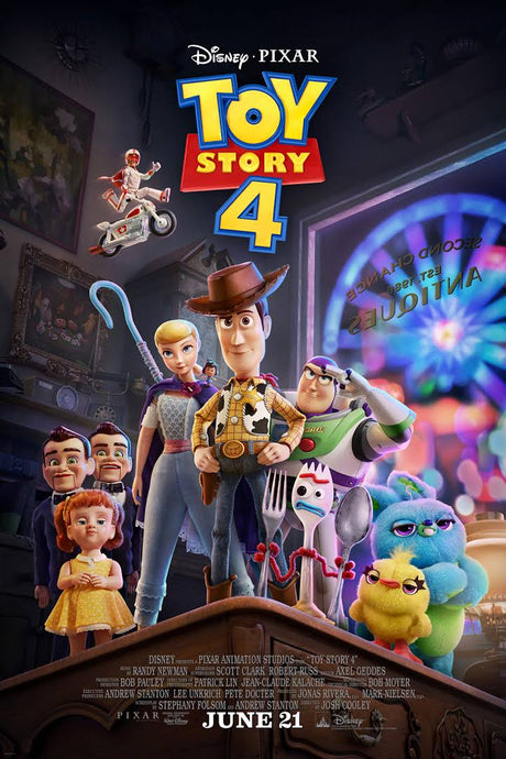 GEEK PH MOVIE REVIEW: Toy Story 4