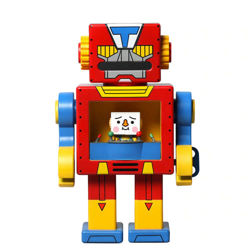 To-Fu Oyako Meets Obot by Devilrobots ( Pre Order Reservation )