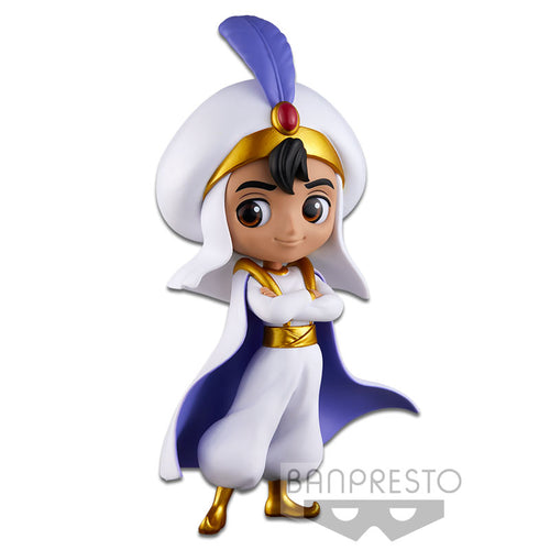 Banpresto Q posket Disney Characters -Aladdin Prince Style-(B:Pastel color ver)