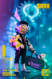 SANK TOYS Little Sank - Galaxy ( Pre Order Reservation )