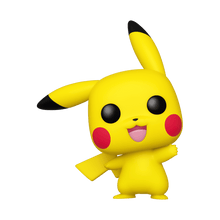 Load image into Gallery viewer, Funko POP Animation: Pikachu Waving