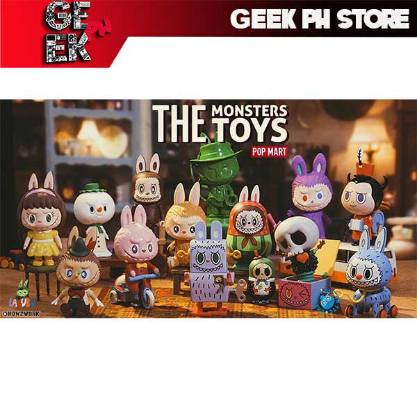 Pop Mart - The Monsters - Toy Series