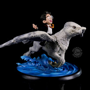QMX Harry and Buckbeak Q-Fig MAX (Pre Order Reservation)