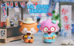 POP MART: Goobi the Kid Fox – Lil' Foxes Summer series