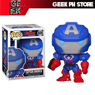 Funko Pop Marvel  - Marvel Mech Captain America sold by Geek PH Store