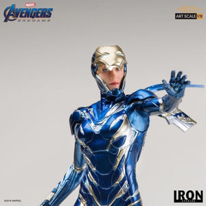 Iron Studios Pepper Potts in Rescue Suit BDS Art Scale 1/10 - Avengers Endgame