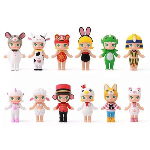 POP MART Molly Chinese Zodiac Series Blind Box by Kennys Work