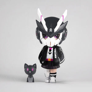 MARIKO OG Black + Ghost White Edition by Quiccs x Devil Toys