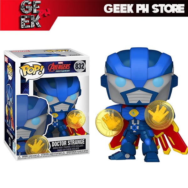 Funko Pop Marvel  - Marvel Mech Doctor Strange sold by Geek PH Store