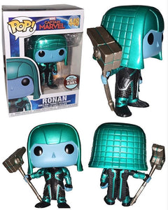 Funko Marvel: Captain Marvel - Ronan Specialty Series Exclusive