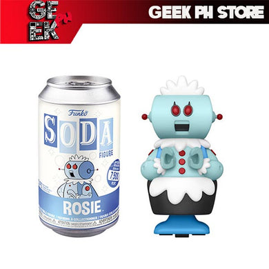 Funko Vinyl Soda - The Jetsons - Rosie sold by Geek PH Store