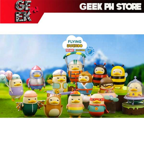 Pop Mart Duckoo Flying Random Single Blind Box / Case of 12 sold by Geek PH Store