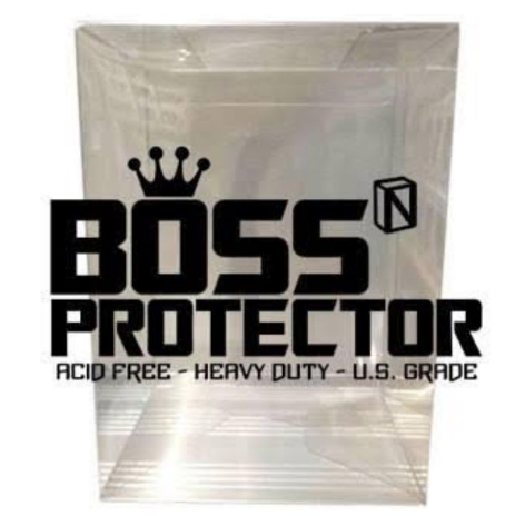Boss Protector For Funko