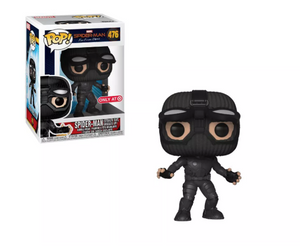 Funko Marvel: Spider-Man: Far From Home - Spider-Man (Stealth Suit, Goggles Up) (Target Exclusive)