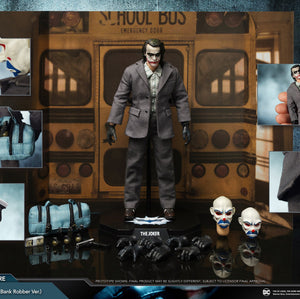 Soap Studios The Dark Knight – The Joker 1/12 Scale Figure (Pre Order Reservation)