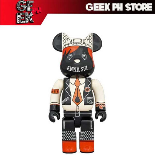 Medicom Be@rbrick Anna Sui 400%  Bearbrick sold by Geek PH Store