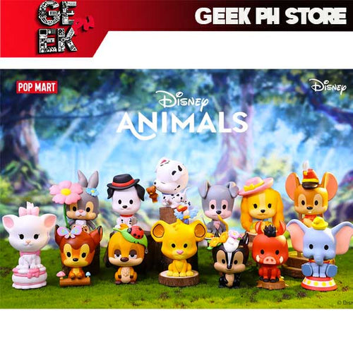 Pop Mart Disney Animals Random Single Blind Box / Case of 12 sold by Geek PH Store