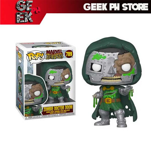Funko Pop Marvel - Marvel Zombies - Dr. Doom sold by Geek PH Store