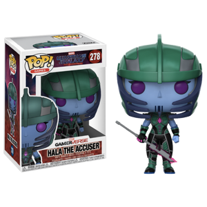 Funko Pop! Guardian's of the Galaxy - Hala the Accuser