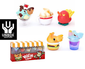 Unbox Industries Elfie Cafe set
