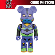 Load image into Gallery viewer, Medicom Bearbrick Evangelion first machine 1000%  Be@rbrick Vinyl Figure