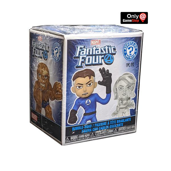 Funko Mystery Minis - Fantastic Four Gamestop Exclusive