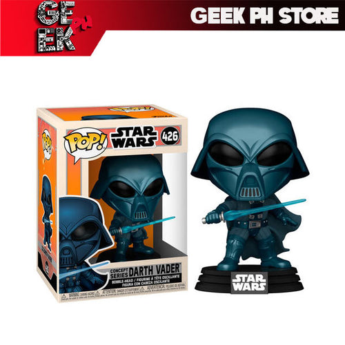 Funko Pop Star Wars Concept Darth Vader sold by Geek PH Store