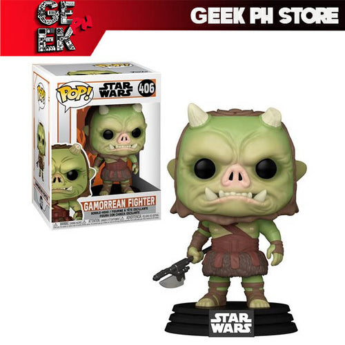 Funko Pop Star Wars The Mandalorian Gamorrean Fighter Pop! Vinyl Figure