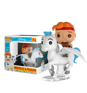 Funko Pop! Ride: Hercules on Pegasus