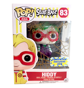Funko Pop! Secret Base - Hiddy Joker Exclusive - Autographed by Hiddy