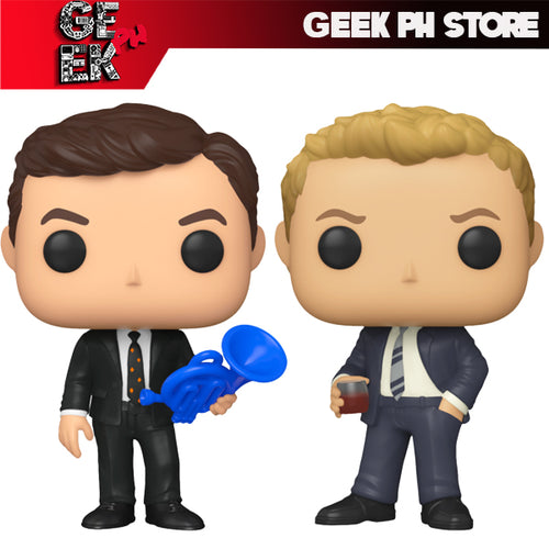 Funko Pop How I met Your Mother Set of 2