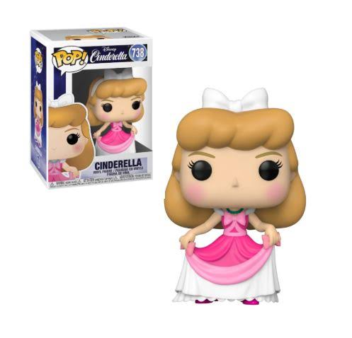 Funko Pop! Cinderella - Cinderella in Pink Dress