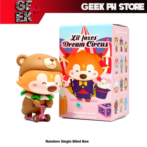 POP MART Goobi Circus blind box series